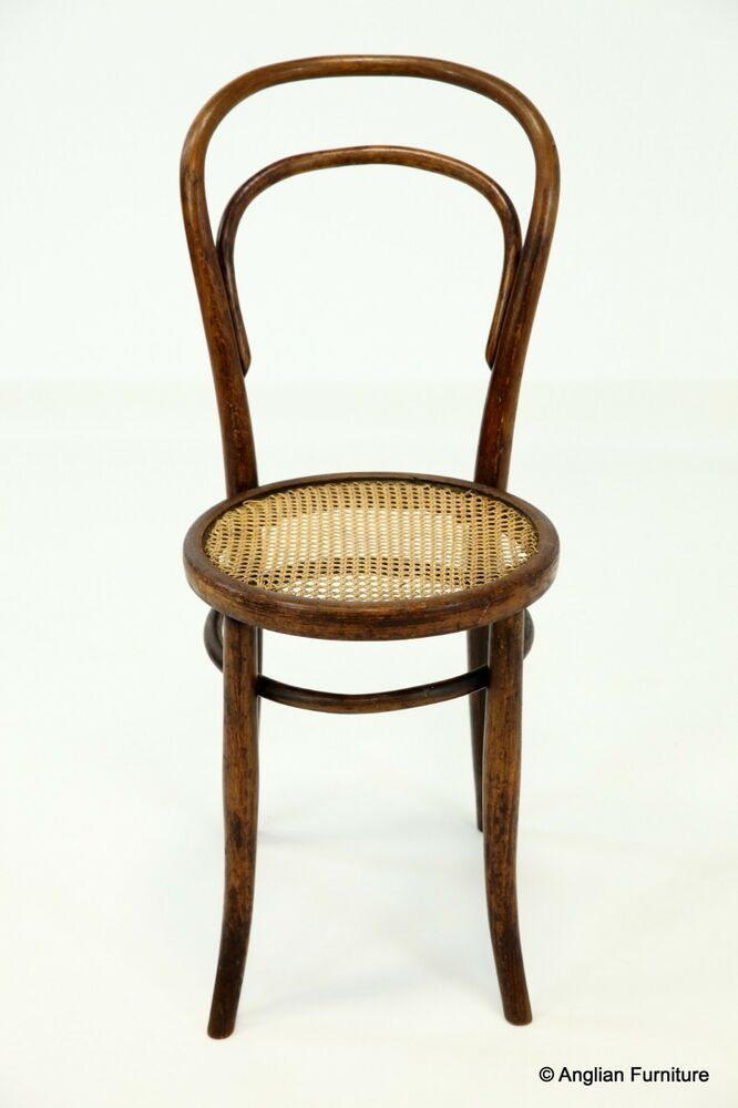 An Early 1900s Bentwood Chair The Chair Has Been Used As A Studio