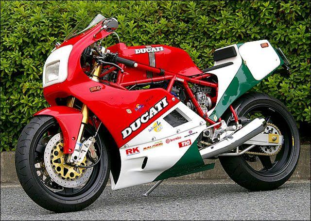 Ducati 750 F1 tricolore