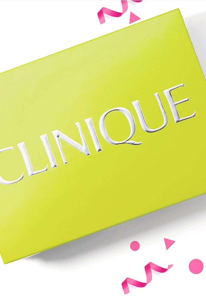 CLINIQUE BOX