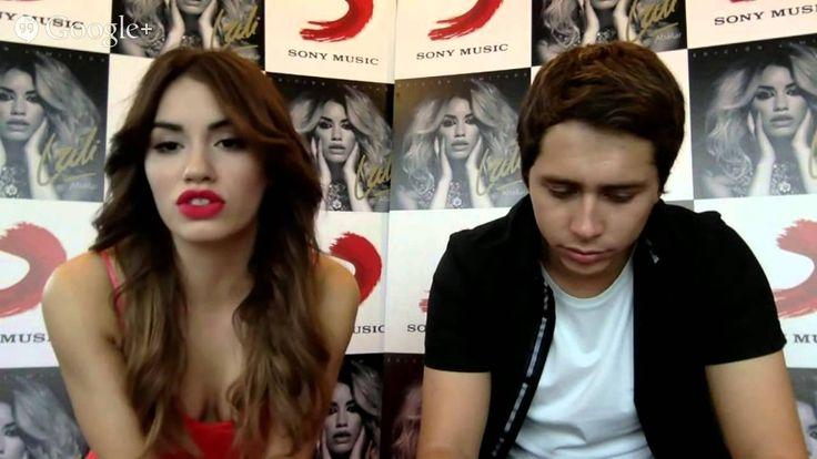 Lali ya está en Chile y conversará junto a Karol Lucero en un exclusivo video Chat. Envía tus preguntas con el HT #LaliEnChile ;)