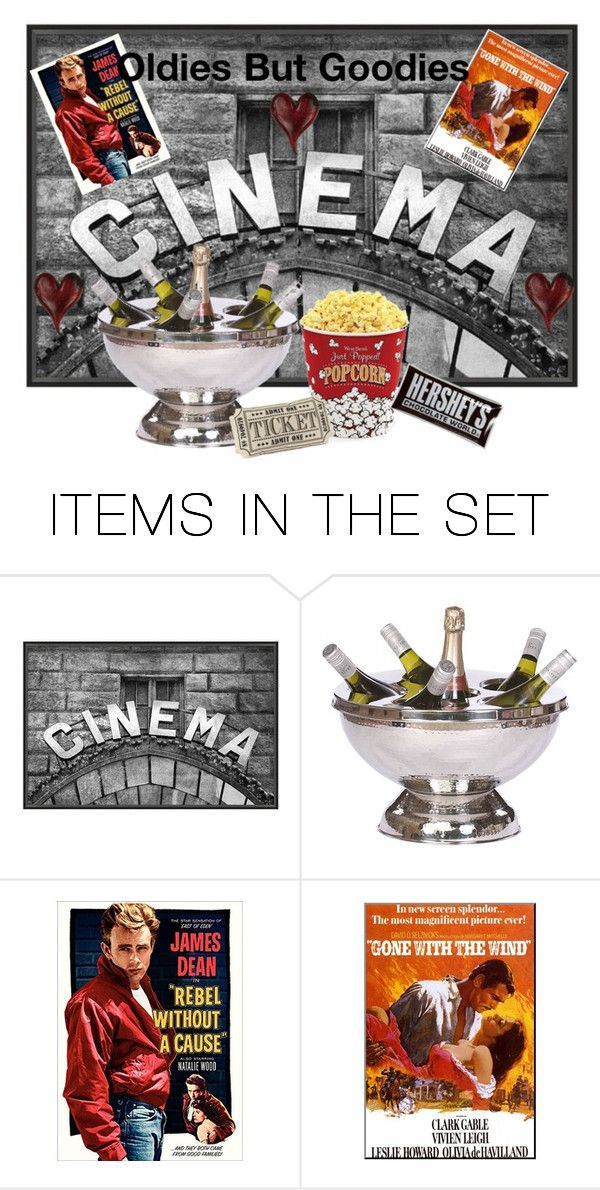 """Cinema/My Bucket List"" by m-aviles-ma ❤ liked on Polyvore featuring art"