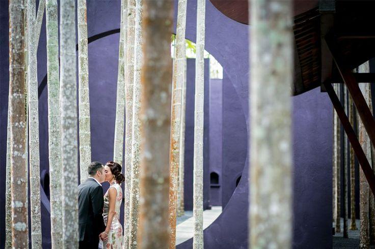 Rachel & Avram Ritz Carlton Phulay Bay, Krabi