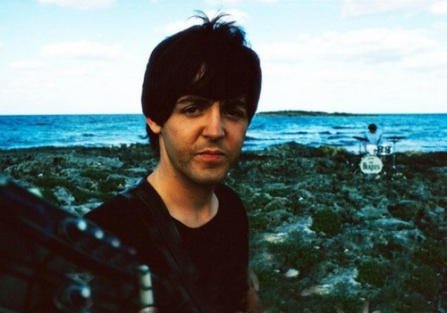 Paul McCartney - Another Girl single