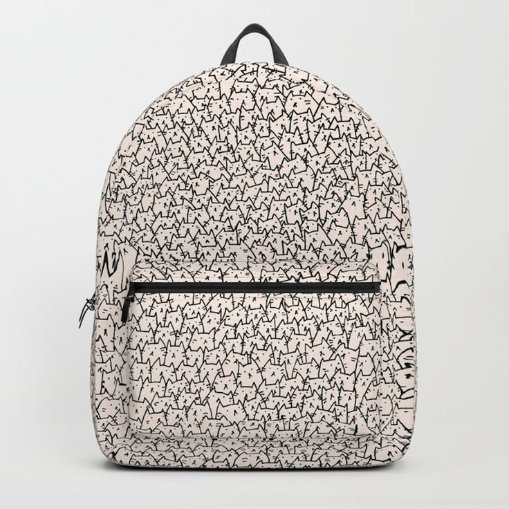 Society6 Launches Backpacks! - Design Milk