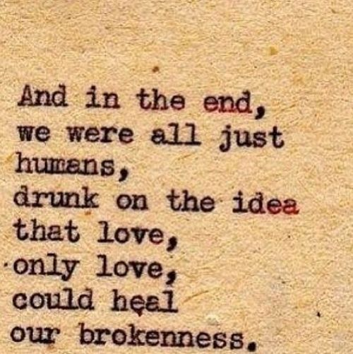 """""""F. Scott Fitzgerald. I've always loved this quote."""" No you really haven't, because you didn't read this in any of FSF's work. This is a poem by Christopher Poindexter. https://mobile.twitter.com/healthesebones/status/402289262130761728"""