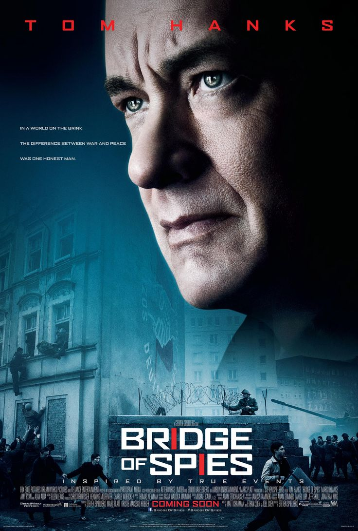 Bridge of Spies (2015) | #00/31 #31MoviesinMay