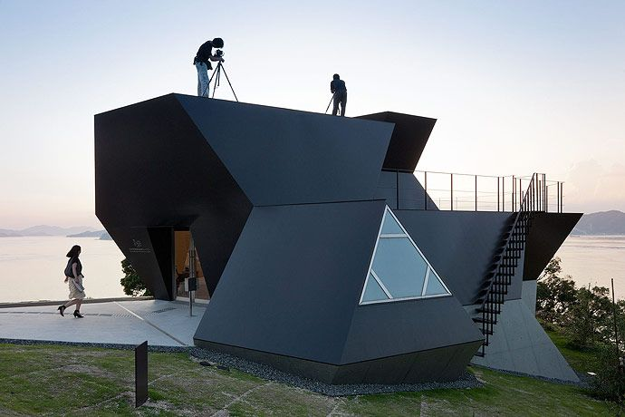 Museum of Architecture, Imabari - TIMA / T. I.