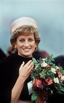 May 10, 1995: Princess Diana visits her own Regiment, The Princess of Wales, Howe Barracks , Canterbury, Kent