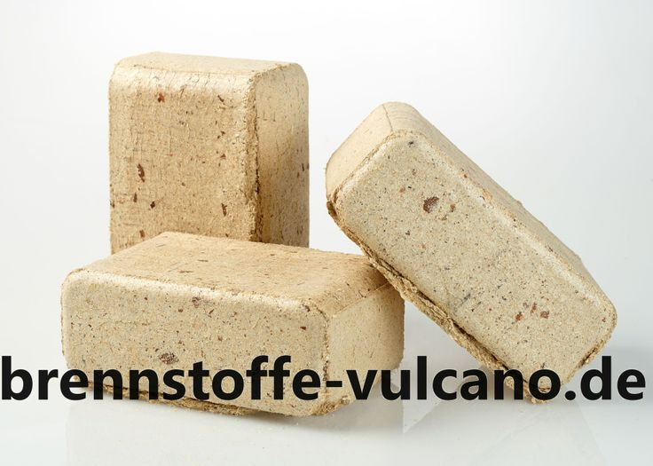 Holzbriketts Vulcano Standard