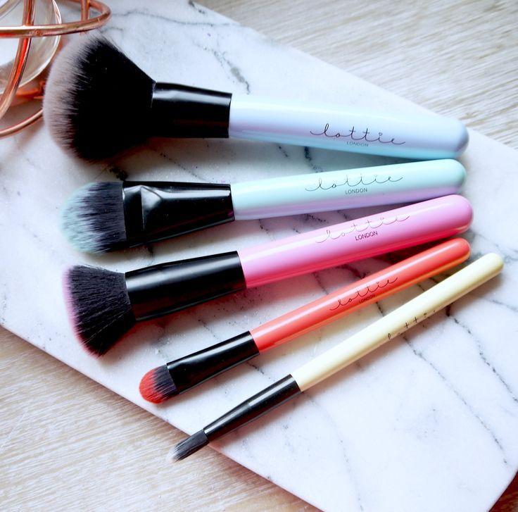 Lottie London Makeup Brushes