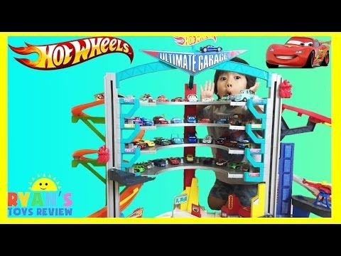 hot wheels ultimate garage instructions