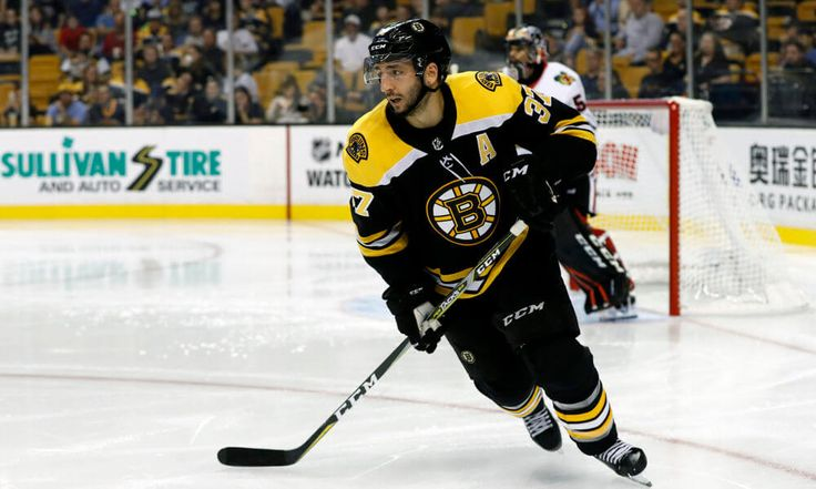 Bergeron and Backes out against Predators = Boston Bruins centers Patrice Bergeron and David Backes will miss the team's regular season home-opener on Thursday evening due to.....