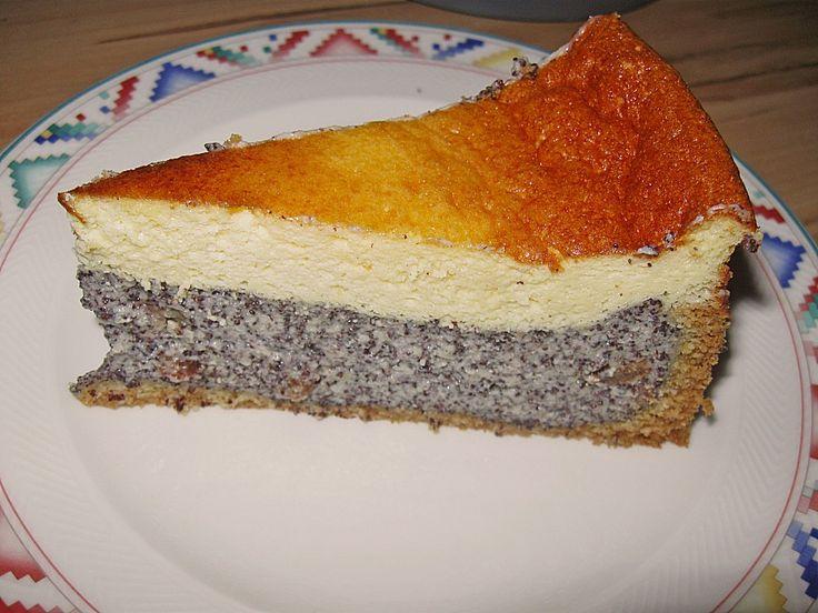 Mohn-Sauerrahmtorte, ein sehr leckeres Rezept aus der Kategorie Torte. Bewertun …   – CAKE RECIPES