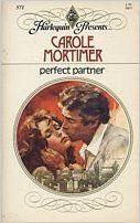 Perfect Partner (Bestseller Romance): Carole Mortimer: 9780263760682: Amazon.com: Books