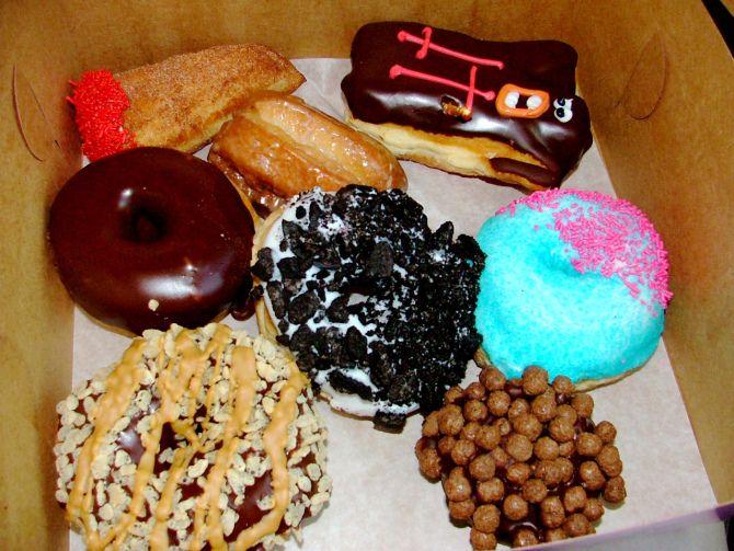 big gay ice cream shop helado donuts de nyc