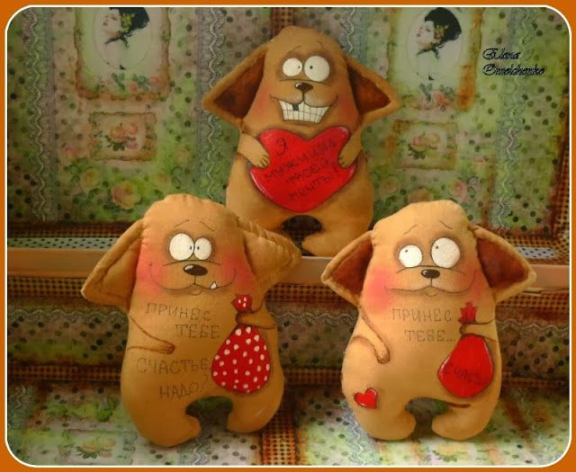 Куклёнки от Алёнки: Брутальные мущщины)