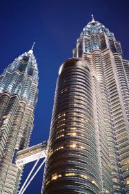 Malaysia, I got to go to see these in person....to bad they were closed that day, couldn't go to the top