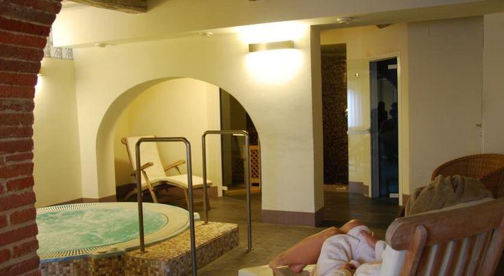 Vasca idromassaggio 6/8 posti  Resort Trasimeno