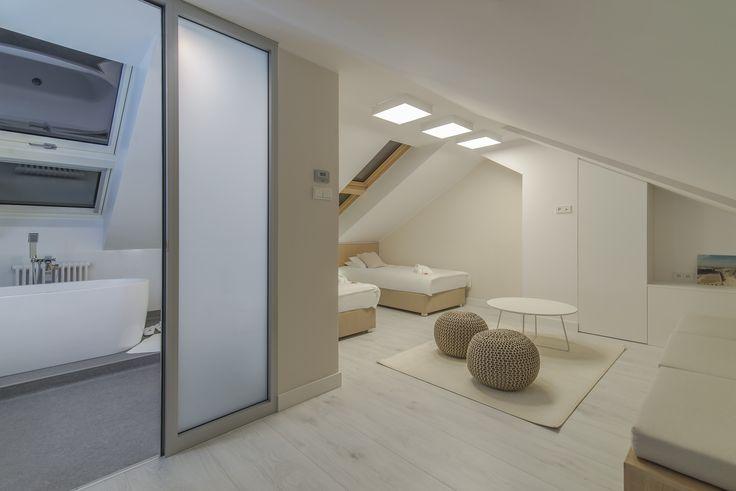 Poddasza w Apartamentach  Przylądek Rosevia Friends & Family Resort, Jastrzębia Góra
