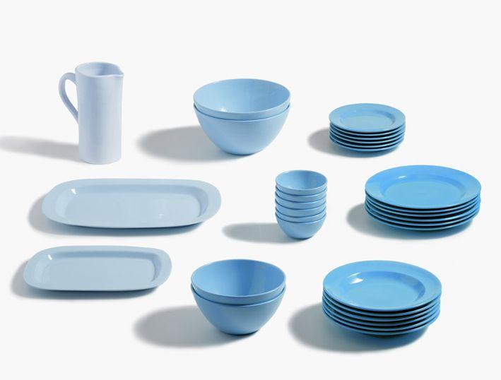 Beautiful ceramic sets by Cristina Toledo: Galleries, Cristina Toledo, Nueve Estudio, Vajilla Nueve