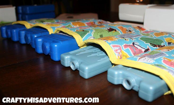 Car Seat Cooler Tutorial (Misadventures Included) ~ Crafty Home Improvement (Mis)Adventures