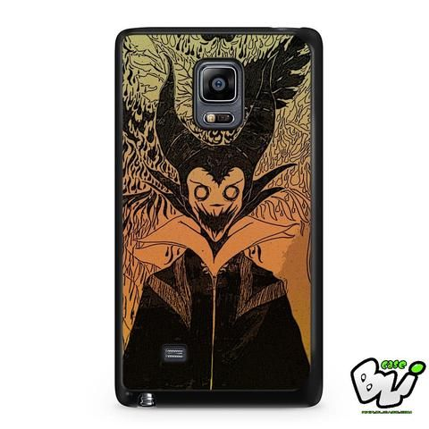 Disney Maleficent Villain Samsung Galaxy Note 5 Case