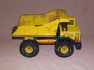 Vintage Toys 1970s   Vintage Toy 1970 80s Tonka Turbo Diesel Metal Dump Truck   eBay