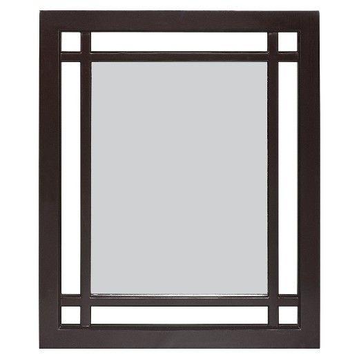 Albion Glass Mirror