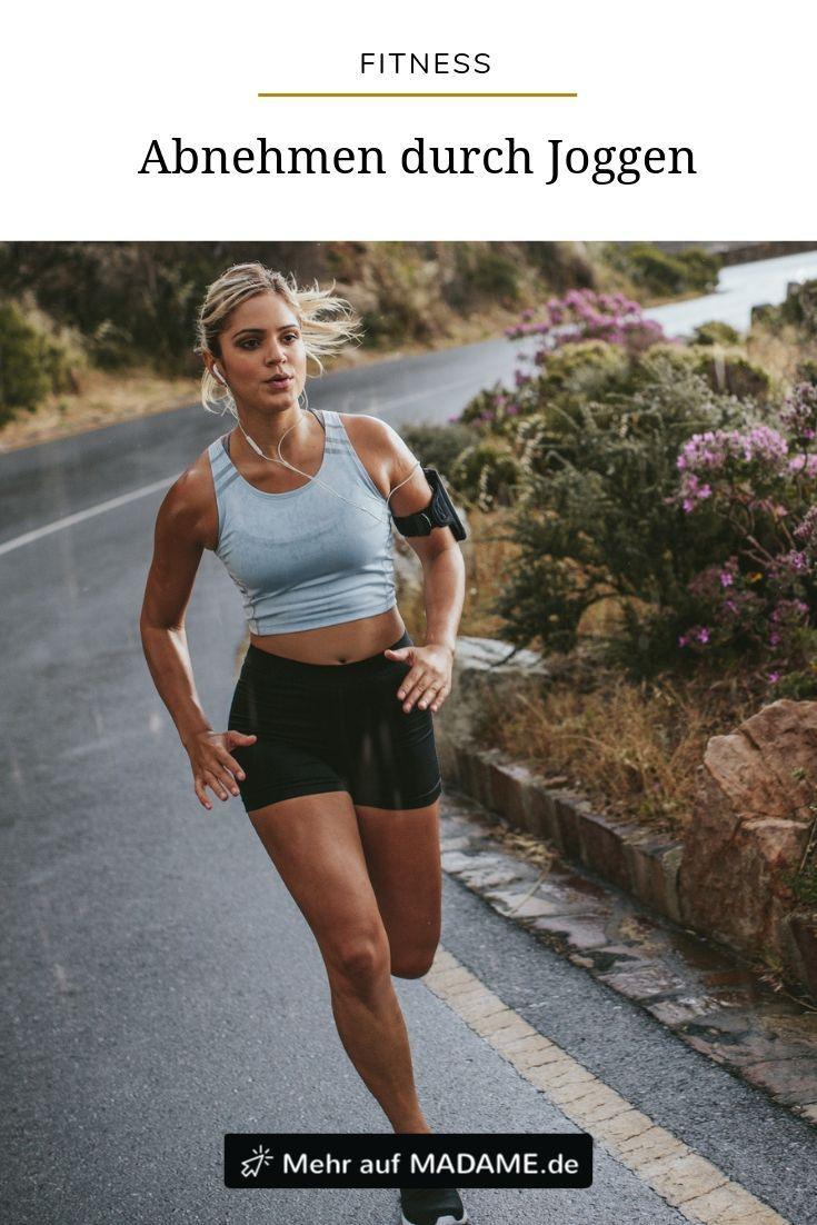 wie schnell abnehmen joggen