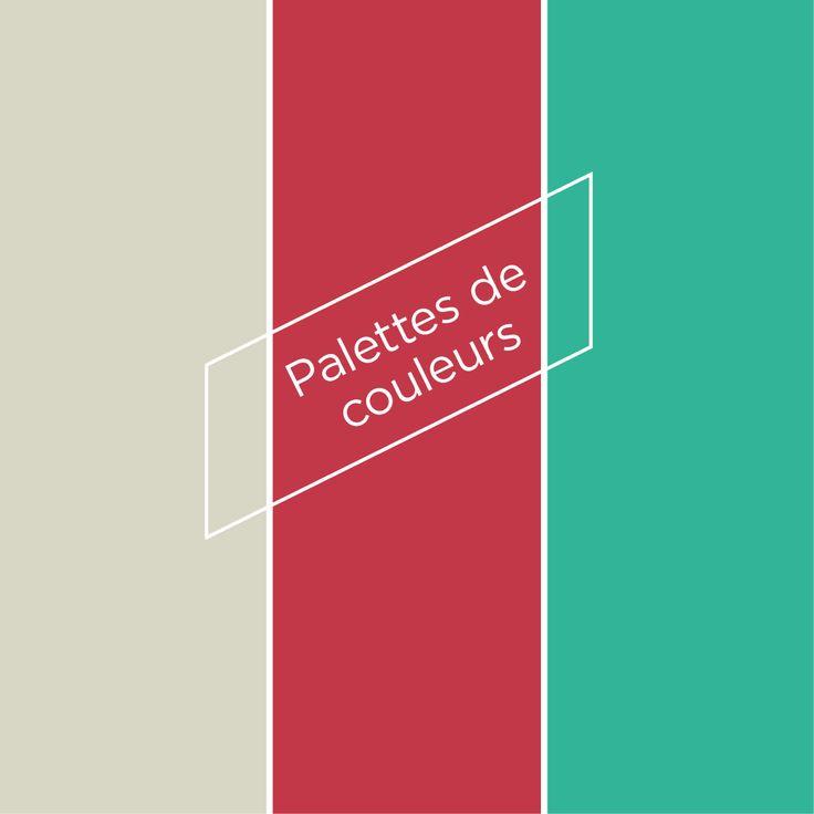 20 best Palettes de couleurs images on Pinterest