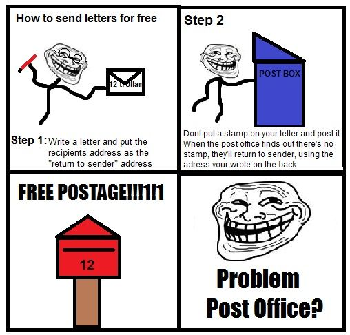 Funny Post Office Meme : Best images about troll memes on pinterest smart
