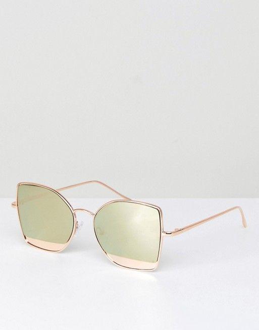 e4cd6b6f7eca61 AlternateText   Accessorize Me   Cat eye sunglasses, Sunglasses, ASOS