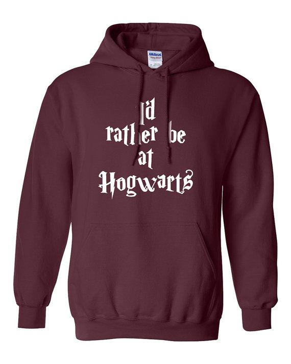 Hey, I found this really awesome Etsy listing at https://www.etsy.com/listing/195915396/id-rather-be-at-hogwarts-sweater