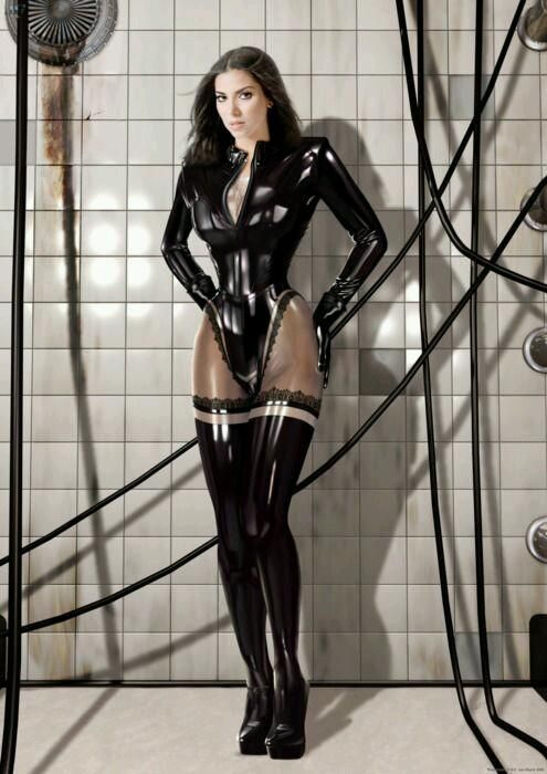 latexfetish erotic
