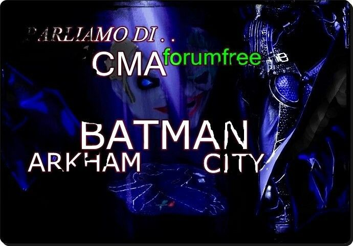 FORUMFREE articolo . . parliamo di . . #Batman #Arkhamcity  e correlati                             #articolo #forumfree #simoneilguardiano #forumfree #batman #dccomic  #Gotham #batmangaslight #batmanbegins #Comics #fumetti #cinema #movies  #batmantimburton #harleyquinn #joker #rocksteady #serietv #gotham