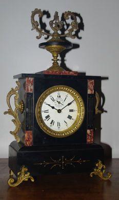 Γαλλικό ρολόι   ξυπνητήρι - Μάρμαρο  ed211751bd0