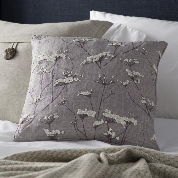 Halstead Linen Throw Pillow Floral Throw Pillows Throw Pillows Burlap Throw Pillows