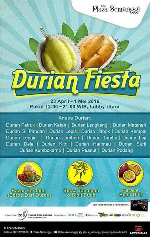 Durian Fiesta
