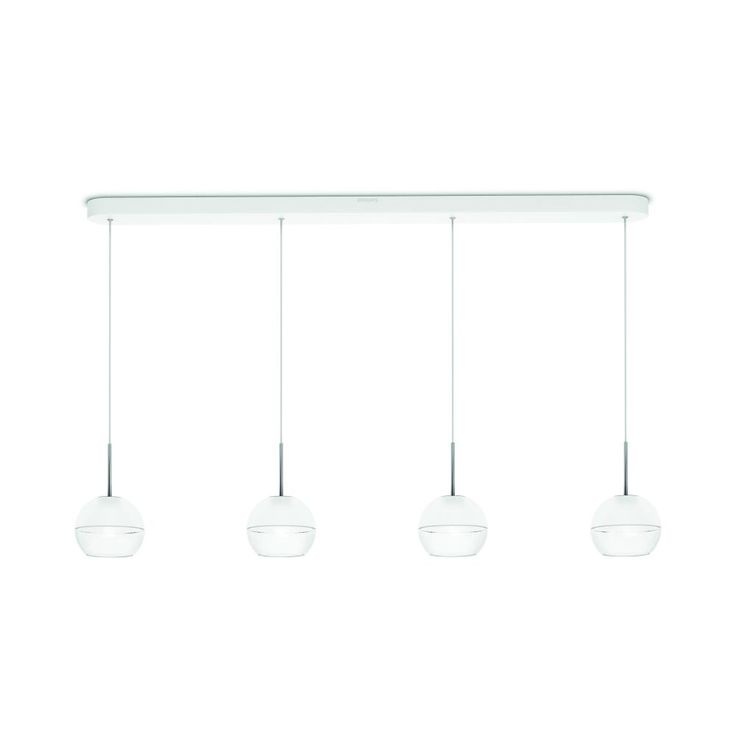 Aragon taklampe InStyle Philips Hvit | Lampehuset
