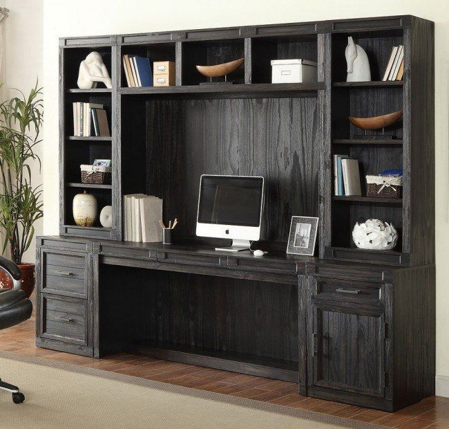 Hudson Modular Office Desk Wall In 2019 Home