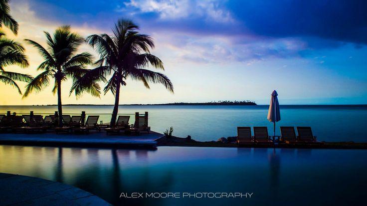 The westin villas. Fiji