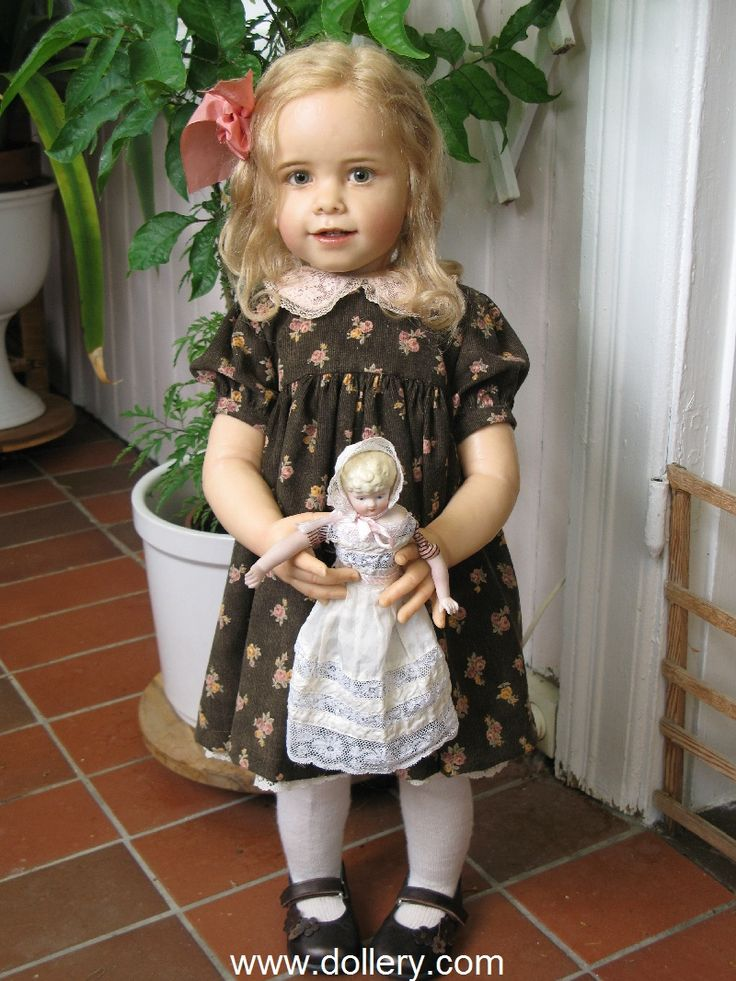 Sissel Bjorstad Skille Collectible Dolls  Anette  sold for $10,000