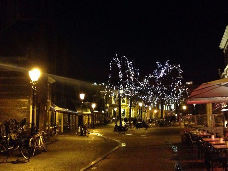 De Groenmarkt in Haarlem