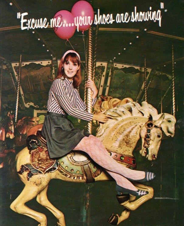 Shu Mak-Up 1968 – Vintage Fashion