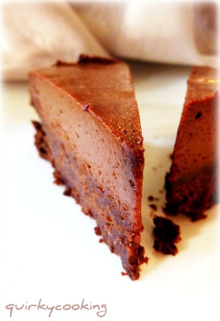 Quirky Cooking: Double Whammy Chocolate Cake
