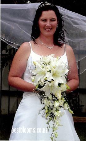 By Casablanca Brides Bouquet Your 45
