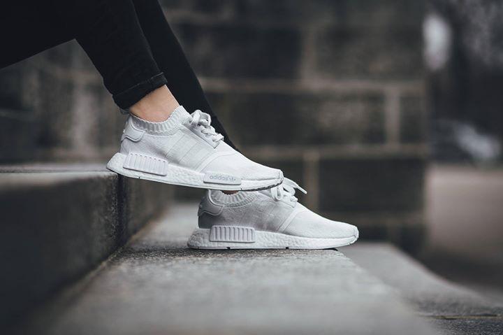 adidas nmd cs1 city sock boost primeknit black n white s79150