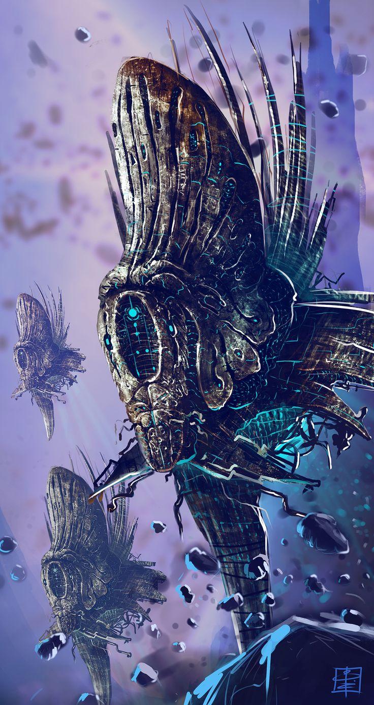 How Pulp Science Fiction Cover Art Got Its Sense of Wonder |Science Fiction Graphics