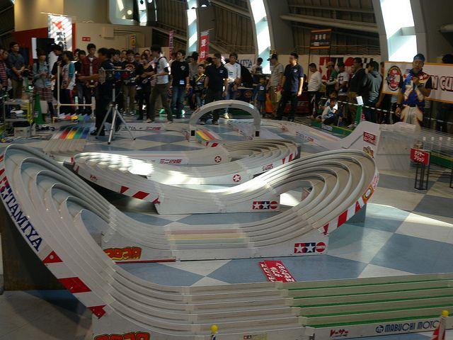 MINI 4WD AUTUMN CUP 2012 OSAKA