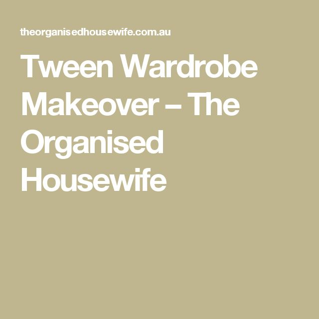 Wardrobe Makeover: 17 Best Ideas About Wardrobe Makeover On Pinterest